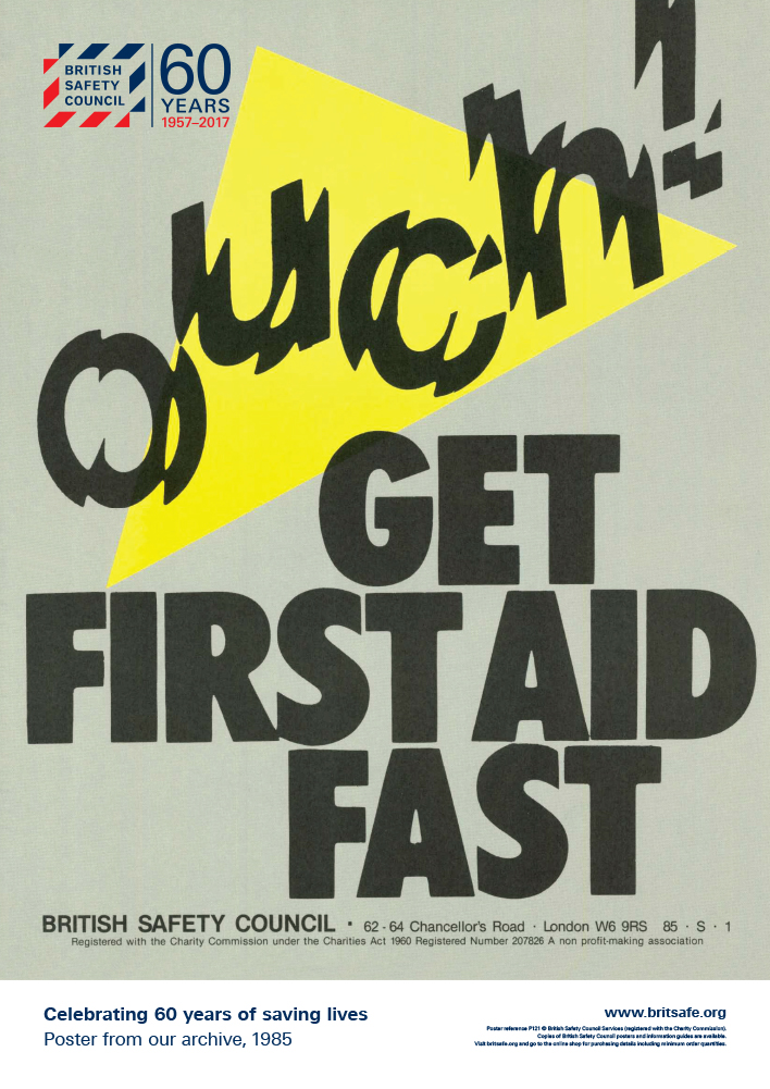 Ouch! Get First Aid Fast