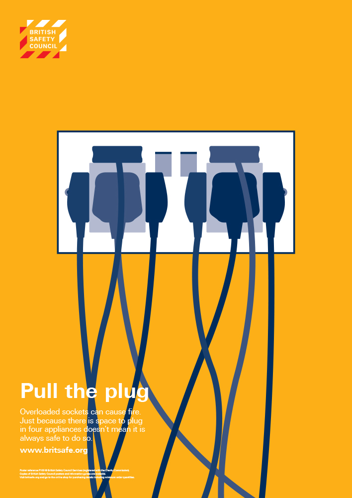 Pull The Plug British Safety Council