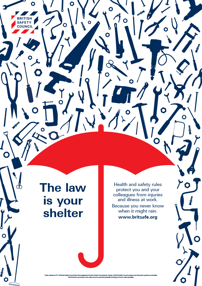 The Law Is Your Shelter