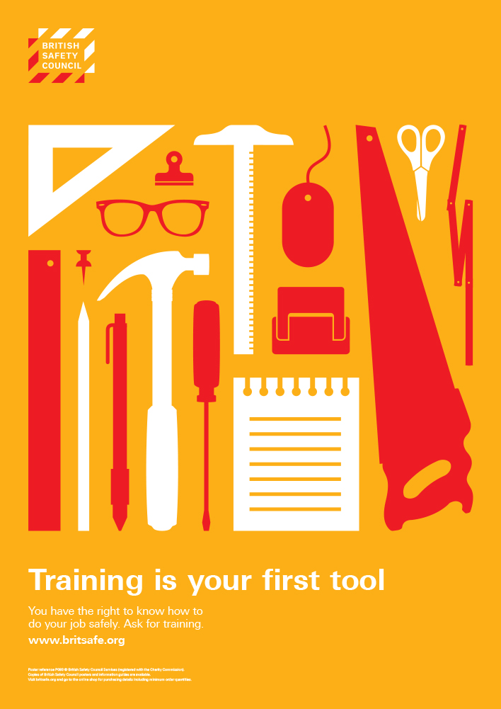 Training Is Your First Tool
