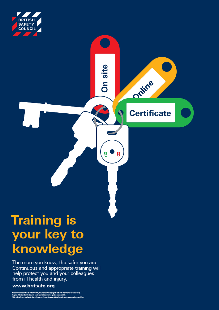 Training Is Your Key To Knowledge