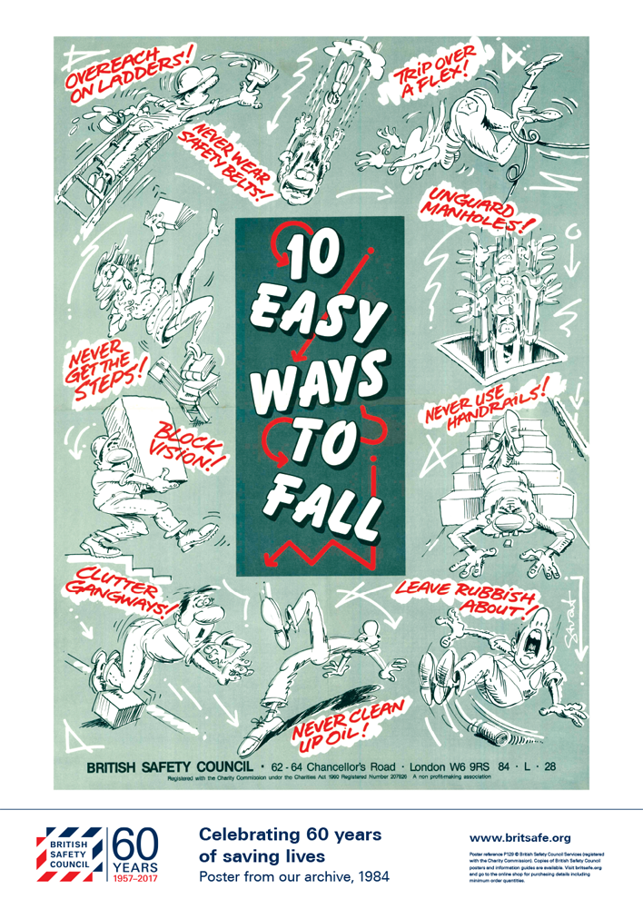 10 Easy Ways to Fall