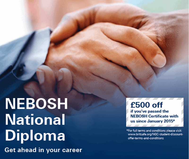 Congratulations On Passing Your NEBOSH General Certificate