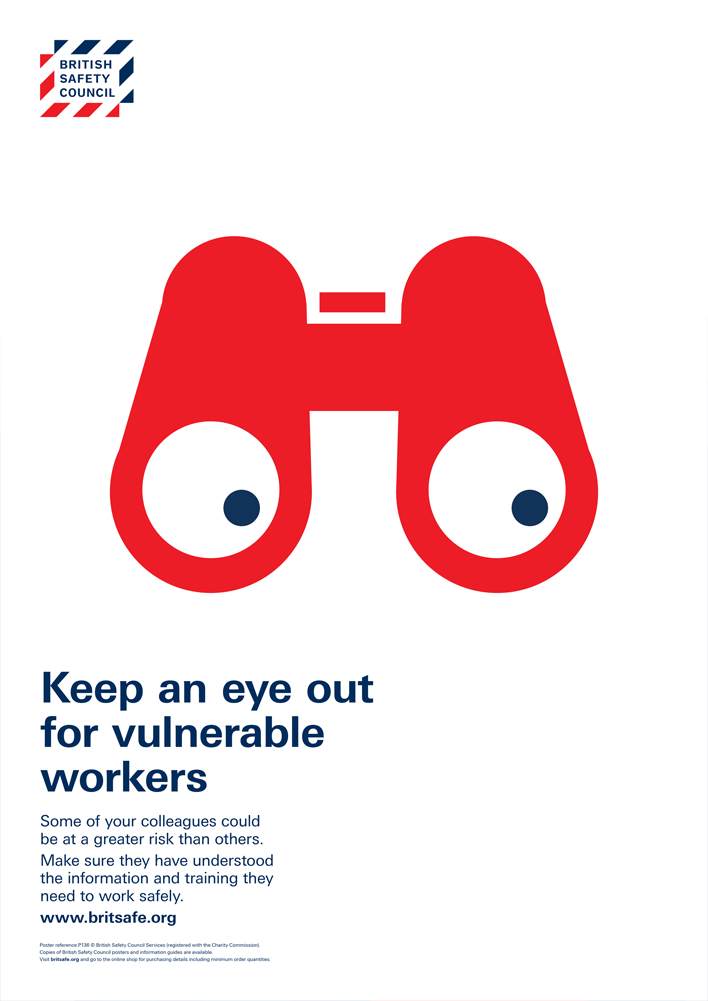 Keep An Eye Out for Vulnerable Workers