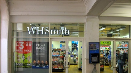 WH Smith Brighton station Simon Carey Creative Commons.jpg