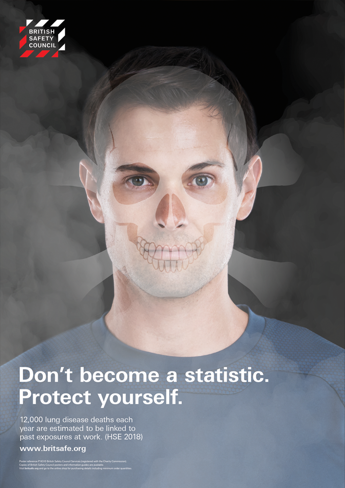 Don't become a statistic poster