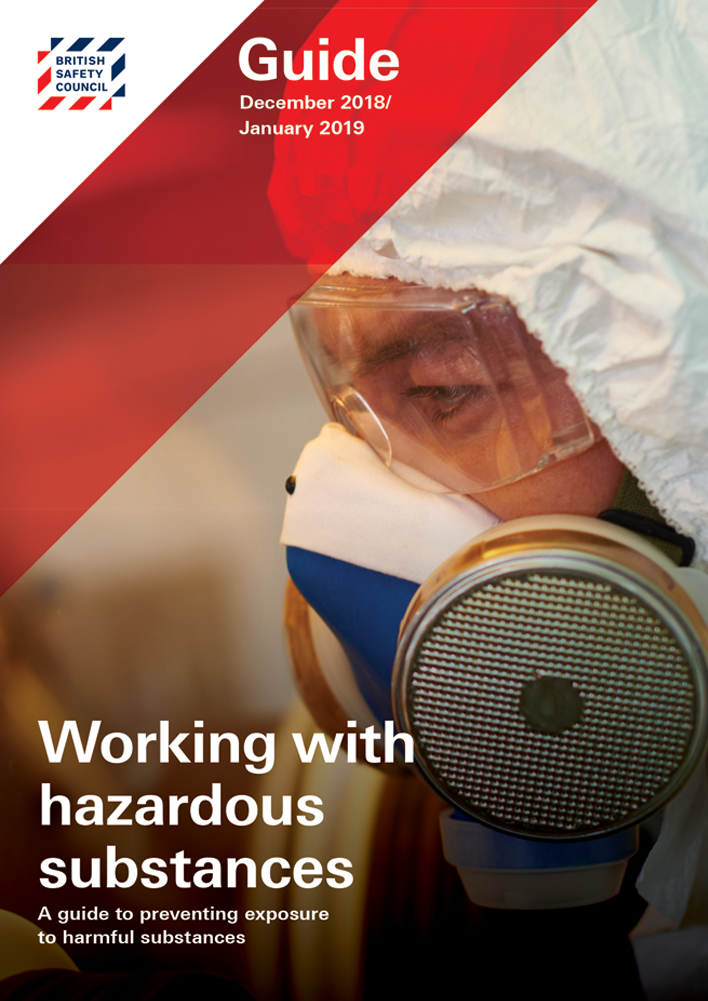 Working with Hazardous Substances guide