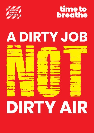 Not dirty air placard