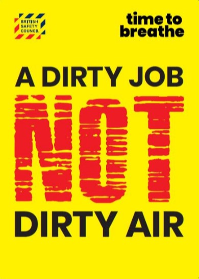 Not dirty air placard 2
