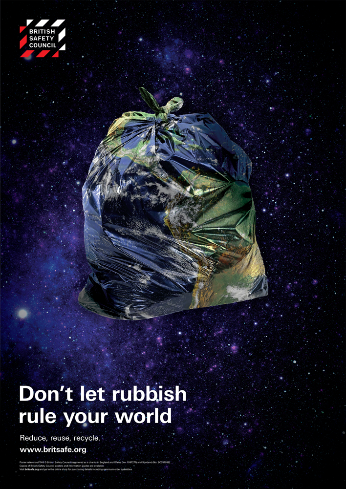 Don't Let Rubbish Rule Your World
