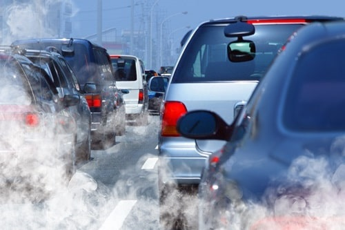 Pollution In Traffic Jam Istock 106594948 Ssuaphoto